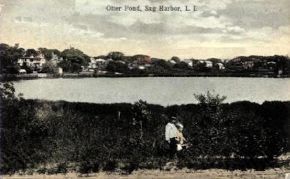 Otter Pond 1910